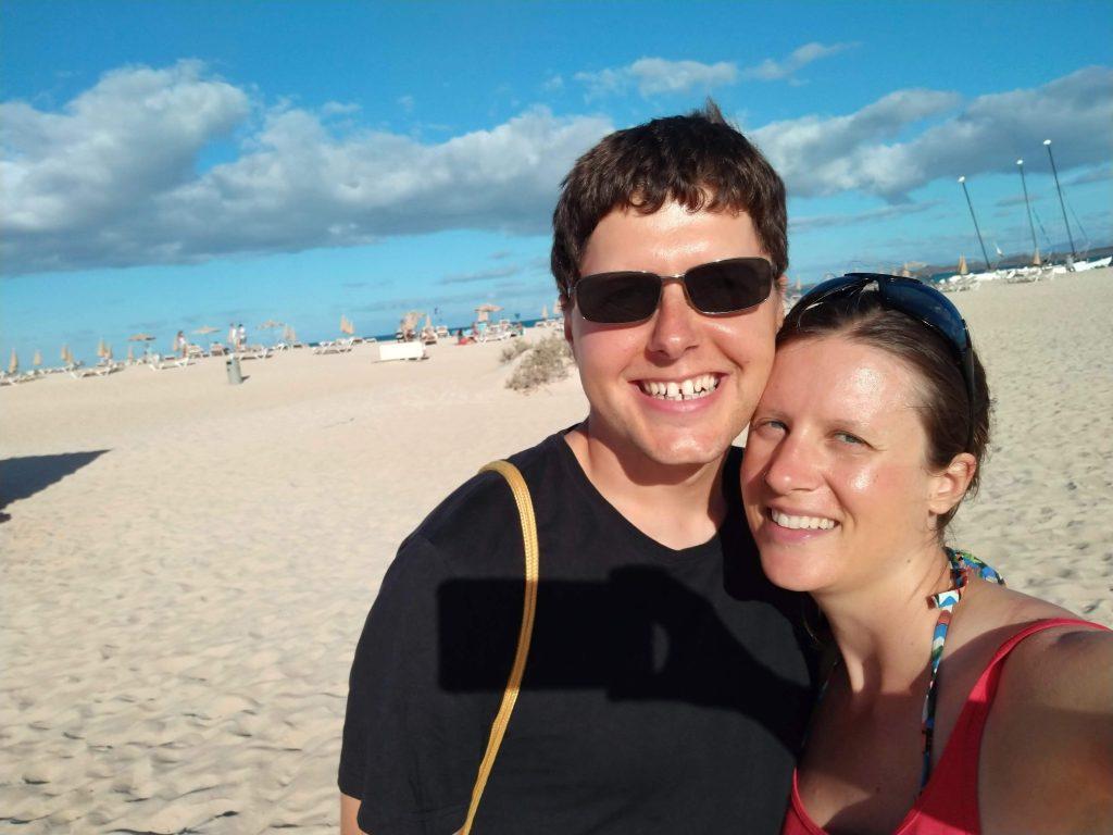 codefüchse am Strand
