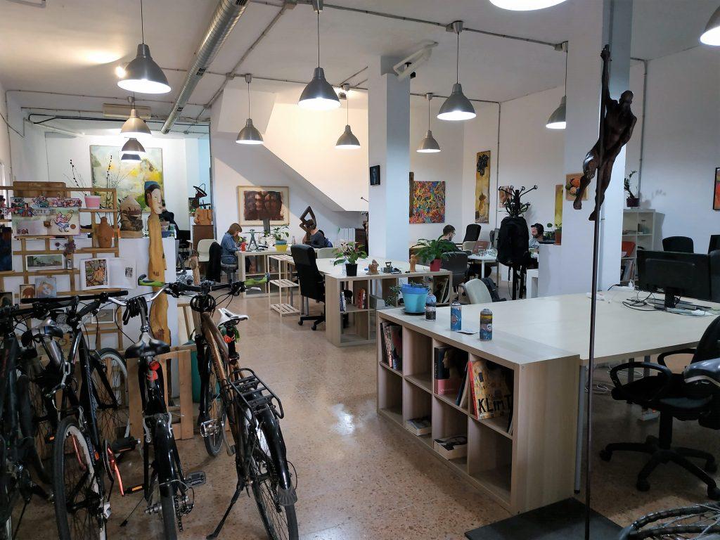 Soppa de Azul - Coworking für digitale Nomaden